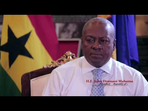 President John Mahama replies Nana Addo on Good Evening Ghana