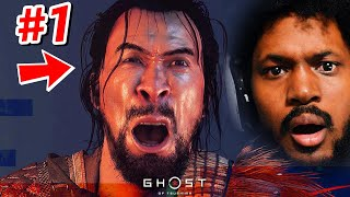 TOP 10 ANIME BETRAYALS | Ghost of Tsushima [LETHAL MODE] (Part 5)