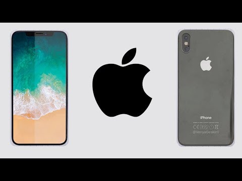 iPhone 8 FINAL DESIGN & Cases Latest LEAKED Front Back Panels | Size Comparison with iPhone 7&7+