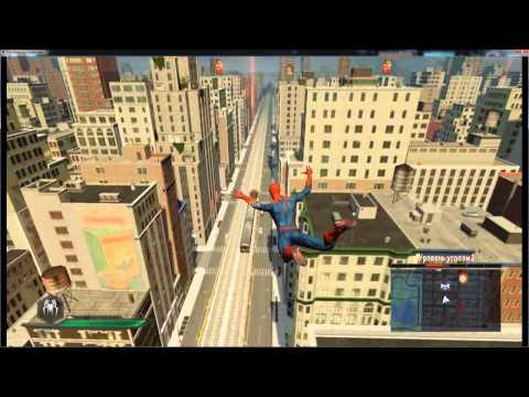 видео: как изменить костюм в игре the amazing spider man 2
