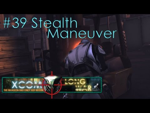 #39 Stealth Maneuver - Aliens vs Redditors - Xcom Long War Ironman Impossible