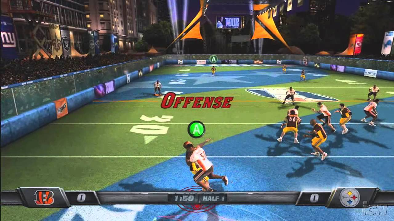 NFL Tour Xbox 360 Trailer - Concept and Story - YouTube