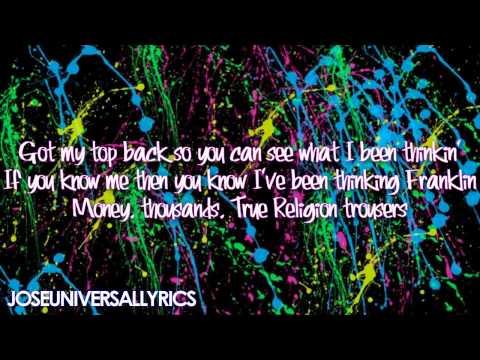Nicki Minaj - Beez In The Trap (Lyrics On Screen) HD