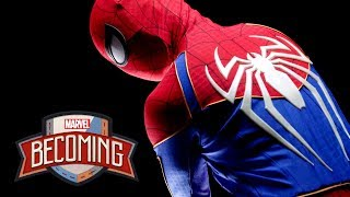 Advanced Suit from Marvel's Spider-Man | Marvel Becoming
