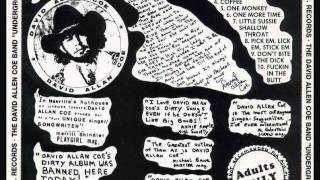 David Allan Coe - Fuckin