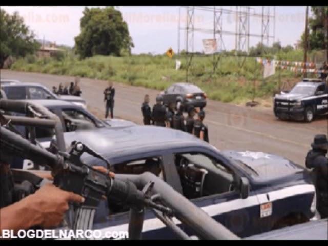 Detienen a jefe de plaza de Zamora Michoacan tras balacera con policías