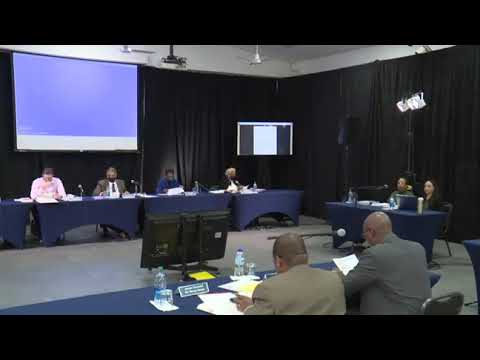 Commission of Inquiry into Historic Losses of Land, Jan 18 2021