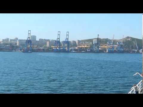 Vladivostok, Russia Port