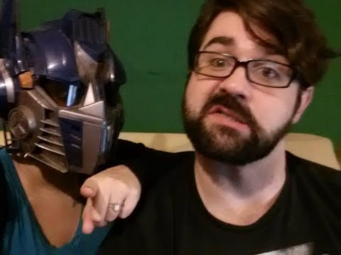 Drink and Play Live! Transformers Devastation (The Whole Damn Thing!!!)