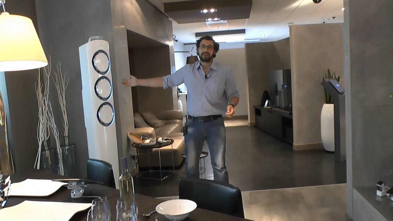 La casa domotica secondo samsung nel video di hdblog youtube - Domotica casa ...