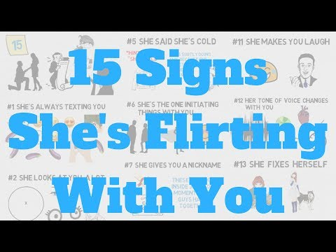 How To Tell If A Girl Is Flirting With You