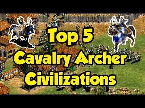Top 5 Cav Archer Civilizations AoE2