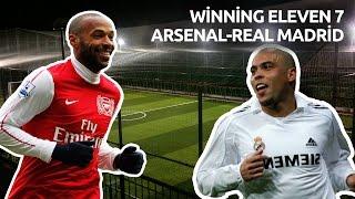 Winning Eleven 7 International PC | Arsenal - Real Madrid
