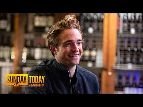 Robert Pattinson On 'The Lighthouse,' 'Twilight' Craze, New Batman Movie | Sunday TODAY