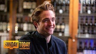 Robert Pattinson On 'the Lighthouse,' 'twilight' Craze, New Batman Movie | Sunday Today