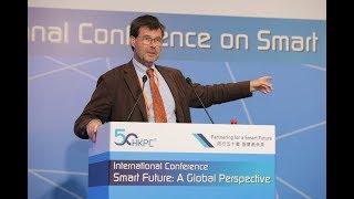 Smart City Speaker - Mr. Fred BAKKER, Author and Monetary & Financial Affairs Journalist
