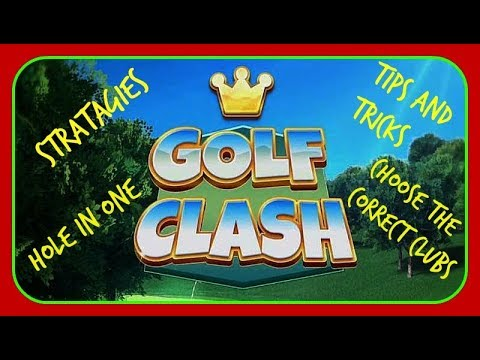 Golf Clash Tour 9 The Oasis Holes 1 2 And 3