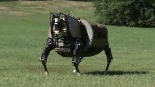 Robotic Mule - SL3 Legged Squad Support System