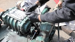 moving-the-stands-and-removing-the-detroit-diesel-blower