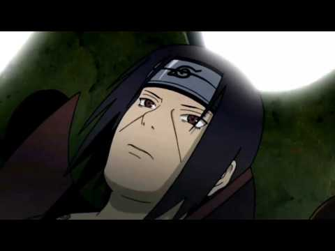 Itachi Uchiha - Anthem Of The Angels [Naruto Shippunden]