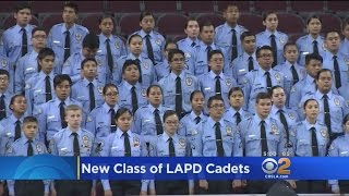 Amid Scandal, Chief Beck Reaffirms Support For LAPD Cadet Program