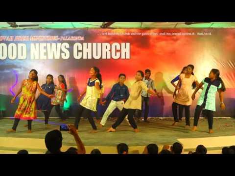 Good News Church_PLKD, Aa Patalu padudhamu