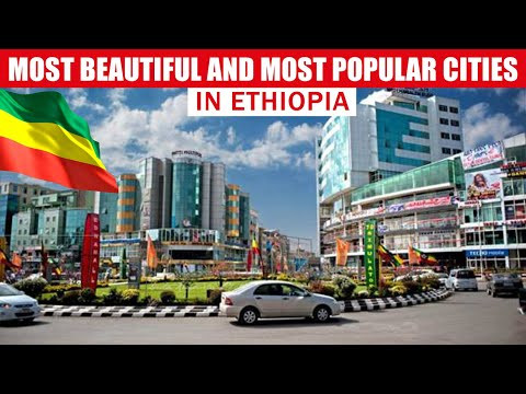 Top 10 Most Beautiful Cities in Ethiopia Right Now | Beauty of Ethiopia