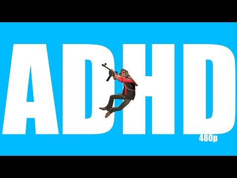 My ADHD Got Me Killed In TF2...