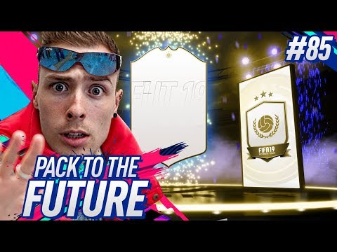 BASE ICON SBC!!! PACK TO THE FUTURE EPISODE 85!!! FIFA 19 Ultimate Team Road to Glory thumbnail