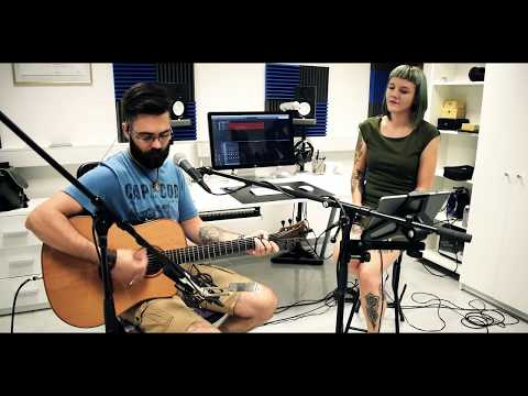 Reach for the sky - Social Distortion [Acoustic Cover by Jasmina & Pertinach] HD Video