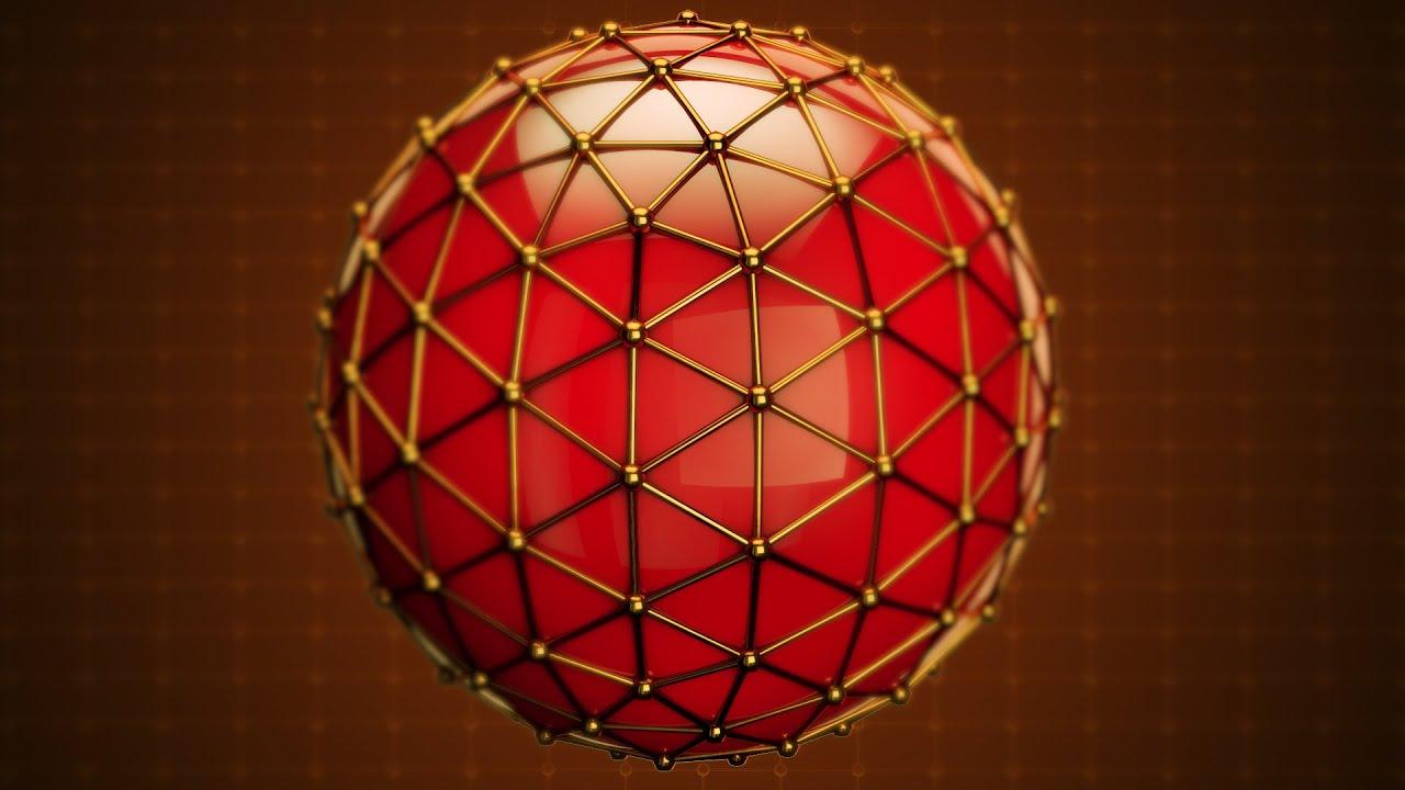 c4d how to make a meta ball