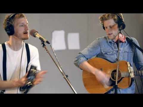 Lumineers - Ho Hey (Live on 89.3 The Current)