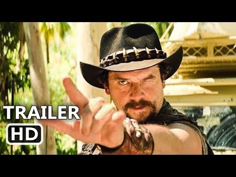 DUNDEE Official Trailer EXTENDED (2018) Chris Hemsworth, Danny McBride, New Comedy Movie HD