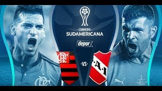 Flamengo vs Independiente-AO VIVO-Copa Sul-americana Final-HD-NARRAÇÃO!