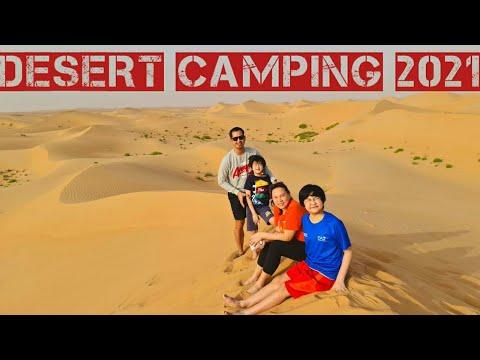 Desert Camping 2021| Milky Way Abu Dhabi | Al Quaa Desert | Milky Way Spot