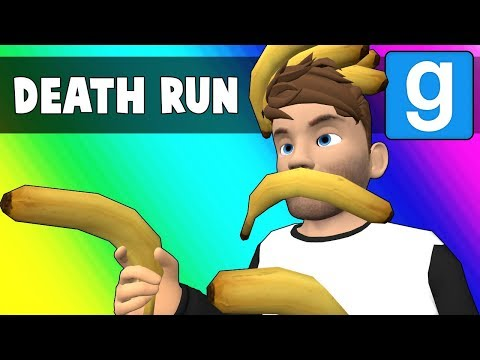 Thumbnail: Gmod Death Run Funny Moments - Super Monkey Ball Map! (Garry's Mod)