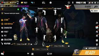 glech squad in free fire