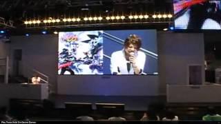 PSO 2 on TOKYO GAME SHOW longer Version.