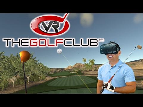 Htc Vive - The Golf Club VR