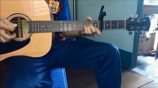 Đêm Buồn Tình Lẻ (guitar cover)