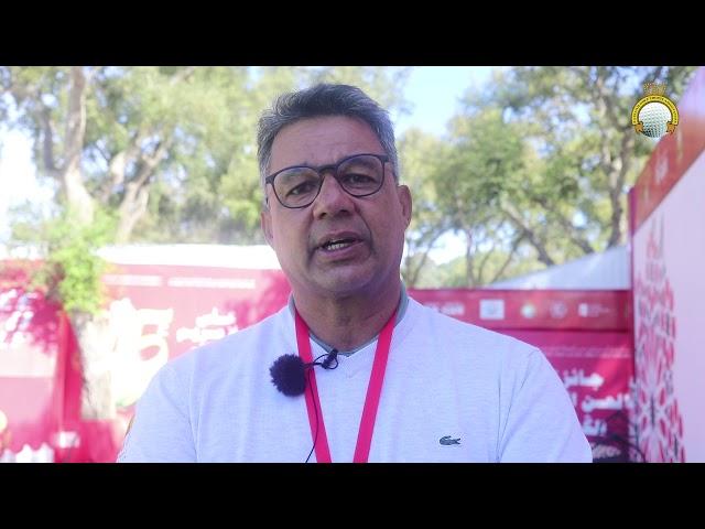 Hassan El Mansouri -  Vice-président Délégué de l'ATH