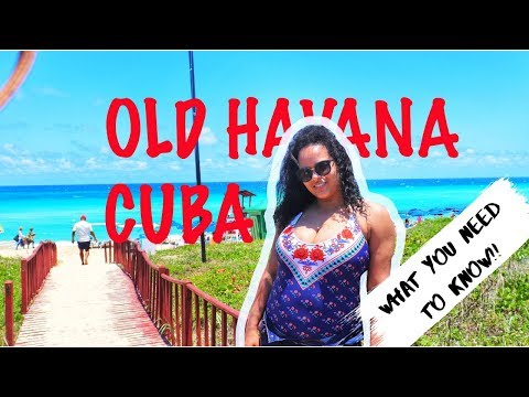 Everything you should know before traveling to HAVANA CUBA in 2019 | CUBA travel tips and advise