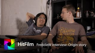 The origins of FreddieW - Freddie & Brandon interview pt1