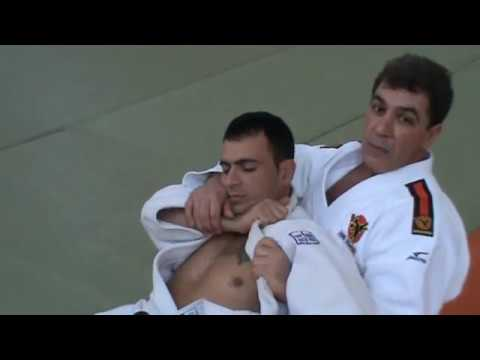 Catalin Guica - Newaza Judo Clinic (Azerbaijan) Part I