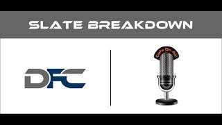 FanDuel & DraftKings NBA Slate Breakdown 12-5-17 thumbnail