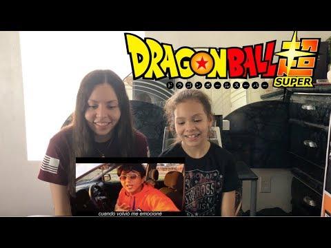 Amorfoda - AMOR DRAGON BALL (PARODIA) REACCIÓN | REACTION