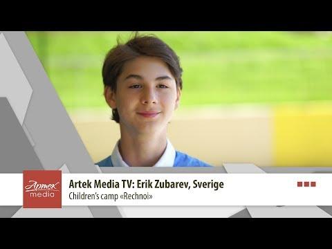 Artek Media TV: Erik Zubarev, Sverige