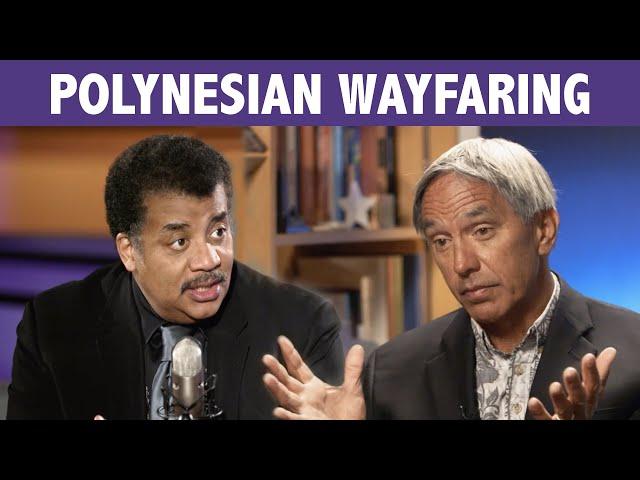 Nainoa Thompson on Polynesian Wayfaring | StarTalk with Neil deGrasse Tyson