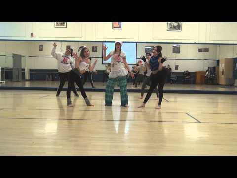 Jazz Dance Class Solano Community College Fall 2014