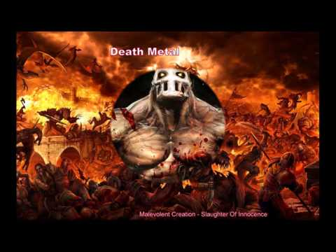 The Subgenres Of Metal